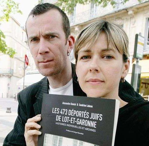 Alexandre Doulut & Sandrine Labeau